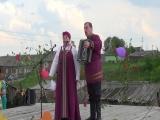 31 мая 2015 год.Цимола.Троица. Мария Ивакина и Андрей Макаров.