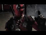 BATMAN vs DEADPOOL _ Бэтмен против Дэдпула на Русском