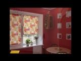 Шторы для кухни - 70 идей с реальными фото