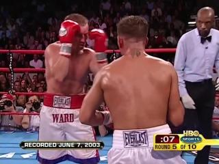 Артуро Гатти против Микки Уорда 3 бой 2003 год ᴴᴰ