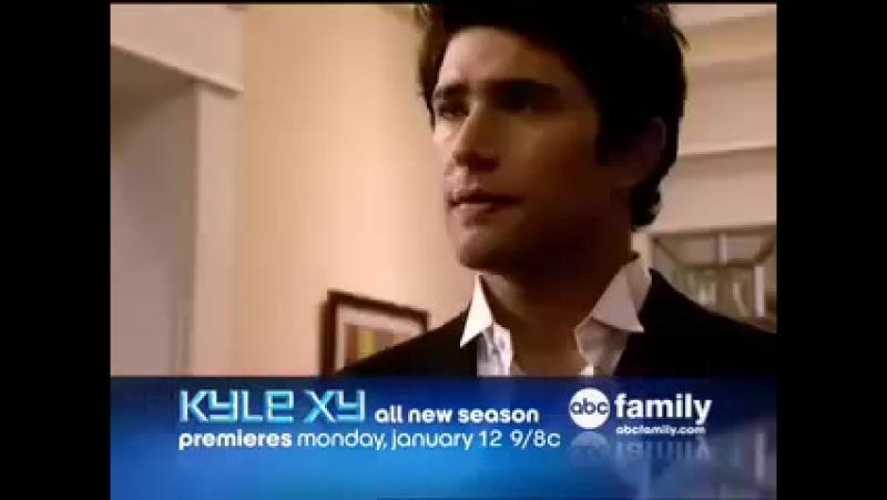 Кайл XY/Kyle XY (2006 - 2009) Трейлер (сезон 3)