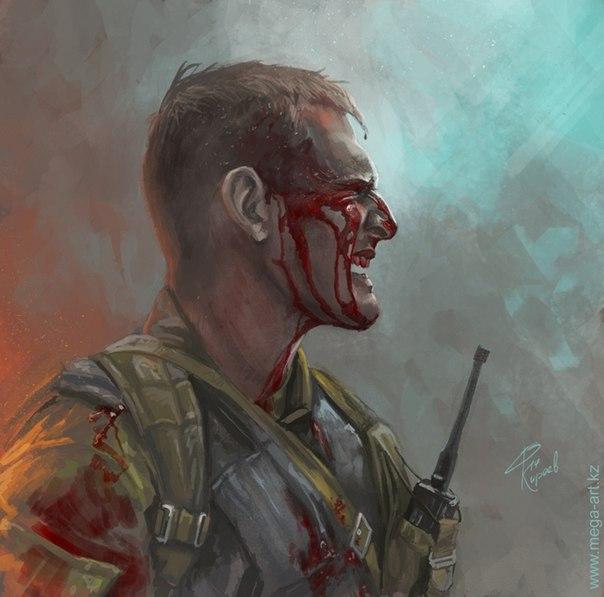 картинка солдата