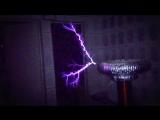 Mortal Kombat Theme on Musical Tesla Coil