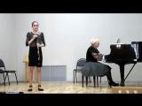 Э. Григ. Норвежский танец № 2 (Верина Алёна, гобой)-yC5IIWW5Ejw