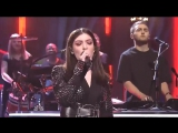 Disclosure - Magnets (feat. Lorde) Saturday Night Live