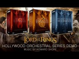 East West Hollywood Orchestral Series 'Lord of the Rings' Demo