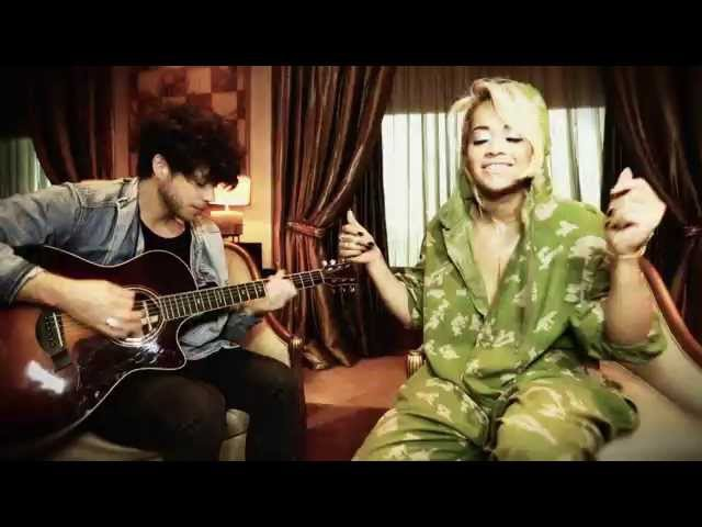 RITA ORA | Years Years - King [Acoustic Sessions]