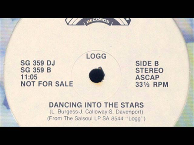 Logg - Dancing Into Stars (Original 12inch Mix)
