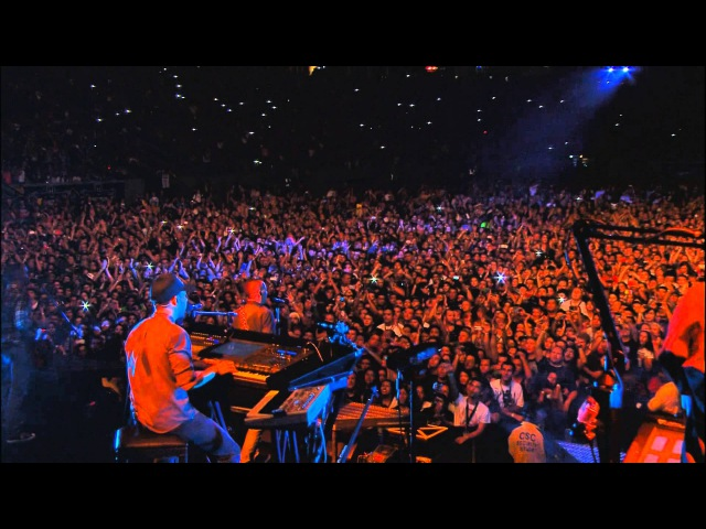 Linkin Park - Live Home Depot Center 2012 [Live TV Proshot] (Carson, California HD 1080p)