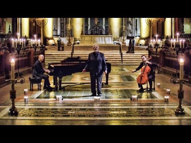 Silent Night ft. Plácido Domingo -The Piano Guys ASaviorIsBorn