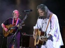 Neil Young Willie Nelson Heart of Gold Live at Farm Aid 1995