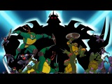 Черепашки Ниндзя 2003 -  Все заставки 1-7 сезон