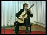 Johann Sebastian Bach - Chaconne BWV 1004, by Sanel Redzic - classical guitar
