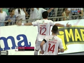 Melhores Momentos Sorocaba 3 x 0 Carlos Barbosa|Semi Final Liga Nacional de Futsal 2015 (30/10/2015)