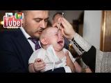 Видео и фото на обряд крещения