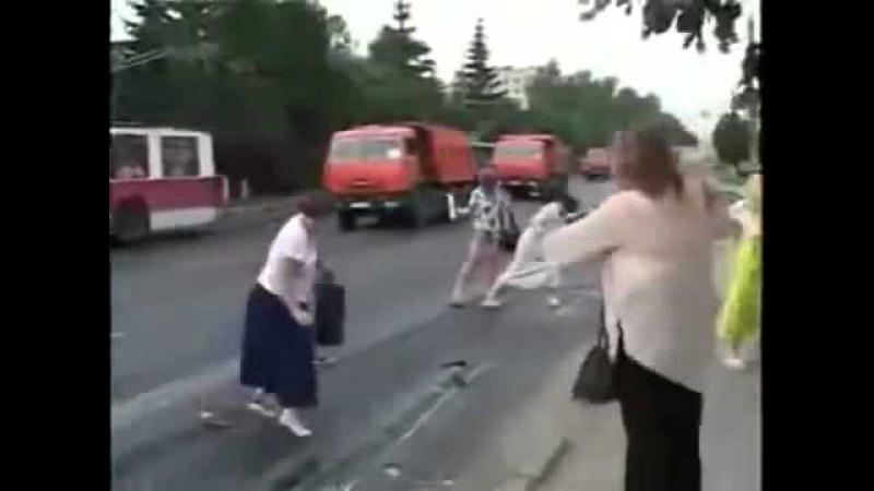 Coisas que só acontecem na Rússia
