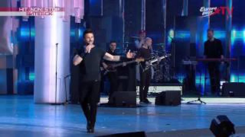 Сергей Лазарев. Концерт HIT NON STOP на фестивале Славянский Базар 12.07.2015