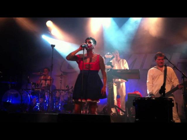 Oomph! - Aus meiner Haut (Live in Bochum 24.09.2012)