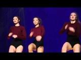 18  Дэнсхолл в танц.студии