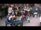 Mortal Kombat flash dance round 2 Deleted scenes