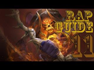 Rap Guide  Реп Гайд по Dota 2(Clinkz) #11