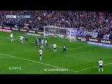 Валенсия 1:2 Реал Мадрид | Гол Бэйла