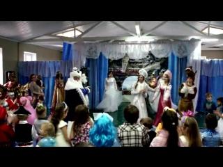 Иван-царевич и Серый Волк - новогодняя сказка 2016 (эпизоды)