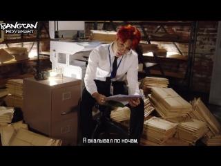 [RUS SUB] BTS - 쩔어 (Dope)