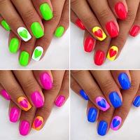 Новые дизайны на ногтях видео