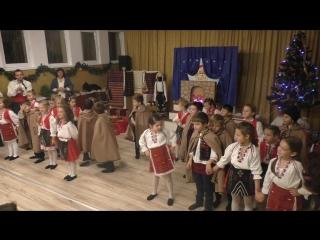 Арсений, Коляда-4 - общий танец.