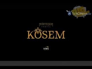 Кесем султан 10 серія 1 анонс