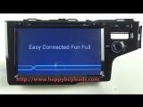 Honda Jazz RHD Radio Android DVD TV Bluetooth Wifi GPS Navigation
