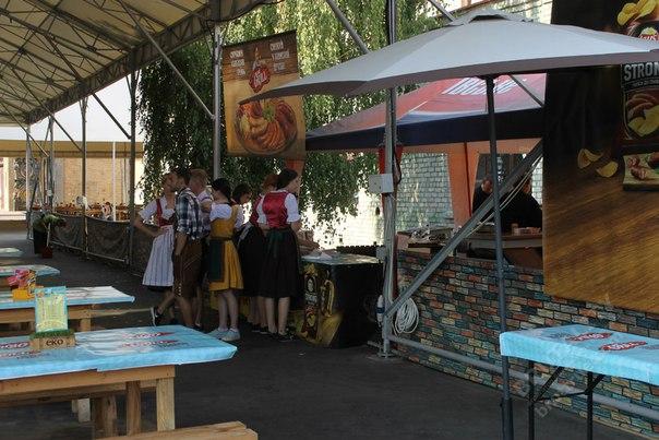Октоберфест в Киеве