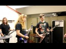 Playing A Tout Le Monde with Megadeth