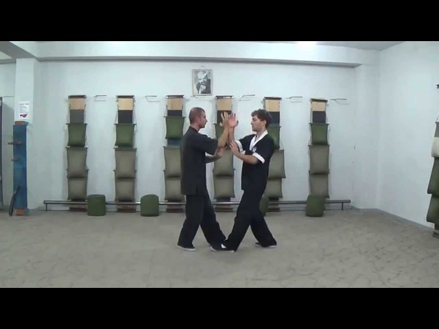 Armenian Wing Tsun (Винг Чун), Chi Sao, Чи сао (липкие руки) 1, Sifu Hovhannes Musheghyan