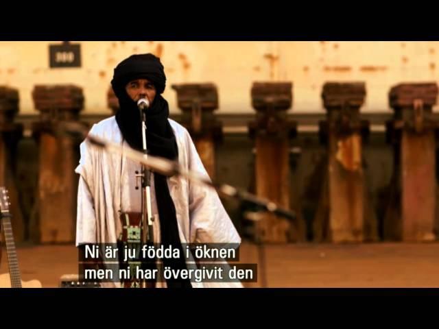 Tinariwen - Recorded in Gothenburg Sweden in juli 2012