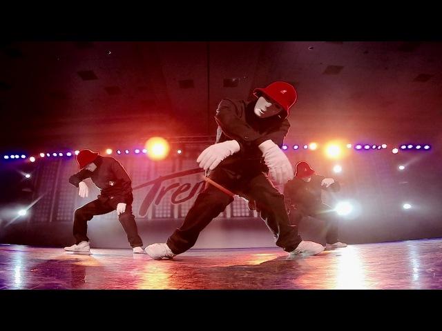 Jabbawockeez at Tremaine Dance Convention 2014