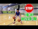 3 Essential Dribbling Drills That You MUST BE DOING!