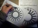 Про намотку ветрогенераторов и схема магнитных полюсов bavaria / calculator winding bavaria