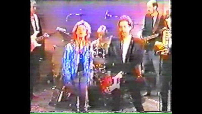 1983 Per Gessle med Marie Fredriksson Inte tillsammans inte isar