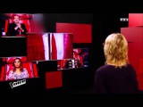 Wow The Voice France Tamara Knockin' On Heaven's Door Bob Dylan TF1
