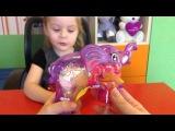 Дети и мыльные пузыри. Распаковка набора для мыльных пузырей Bubble Gun.Дети играют с пузырями.