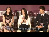 Korean Movie 해어화 (Love, Lies, 2016) 한효주&천우희 열창 라이브 영상 (Han&Chuns Singing Video)