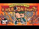 """Holy Potatoes! A Weapon Shop!? """"Картофельная экономика"""" с Сибирским Леммингом"""