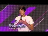 Joel Goncalves - Auditions - The X Factor Australia 2012 night 2 FULL