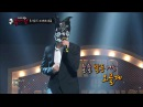 【TVPP】Sandeul(B1A4) - I Was Able To Eat Well, 산들(비원에이포) - 밥만 잘 먹더라 @ King of Masked Singer
