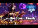 ► Heroes of the Storm Pro Li-Ming Gameplay: NaVi vs. TSaM - ETS EU Finals