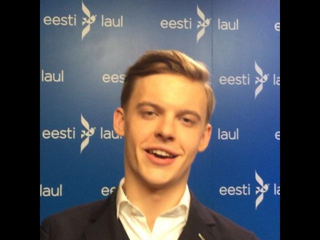"""Eesti Laul on Instagram: """"ENG-%3E @jyripootsmann has just one simple request for tonight… EST-%3E Jüri Pootsmann on täna vaid üks lühike palve... Jüri Pootsmann poolt…"""""""