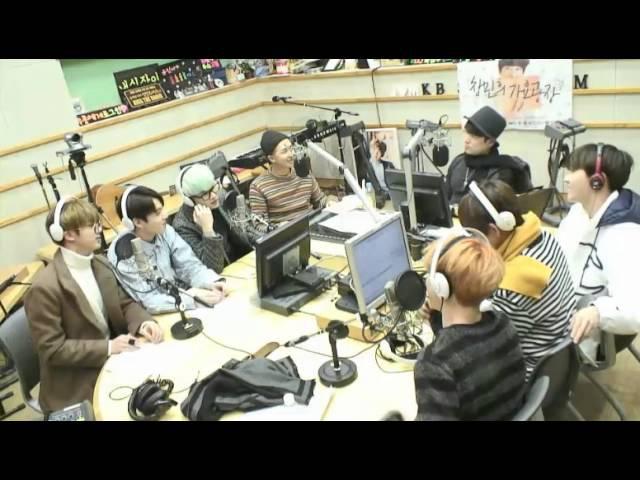 151220 방탄소년단 BTS 창민의 가요광장 보이는 라디오 3부 by Sweeeetyeon