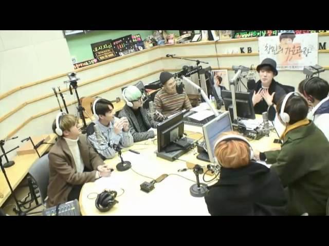 151220 방탄소년단 BTS 창민의 가요광장 보이는 라디오 2부 by Sweeeetyeon